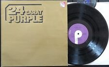KLP151 - Deep Purple - 24 Carat Purple (TPSM 2002) German LP, purple