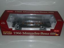 1966 mercedes-benz 600 w100 Pullman Black 1:18 Sun Star Ultra Rare