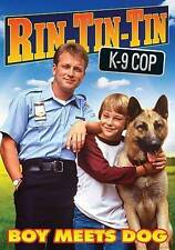 Rin-Tin-Tin:K-9 Cop -Boy Meets Dog (DVD) DON'T BUY FROM AUTO 1 CENT UNDER ME NEW