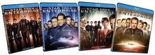 Star Trek: Enterprise - The Complete Series (Blu-ray Disc, 2014, 24-Disc Set)