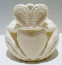 Possible Dreams Irish Claddagh Flower Pot Celtic Collection Candle Holder