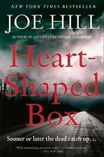Heart-shaped Box by Joe Hill (2009, Paperback, Reprint)