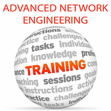 Advanced Network Engineering-formazione VIDEO TUTORIAL DVD