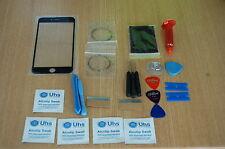 iPhone 6 Plus Front Glass Repair Kit Black, Loca Glue, Wire, More