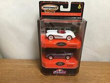 Matchbox Corvettes Collectibles Then And Now ToysRus Exclusive Timeless Classics