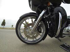 """Harley Davidson Road Glide Bagger 23"""" Front Wheel Fender Wrapper Style - FLTR"""