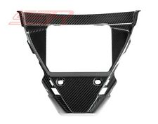 2015 2016 Yamaha R1 Lower Radiator Belly Pan Cover Fairing Twill Carbon Fiber