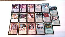 Ani mayhem SET 0 AND 1 PROMOS- 17 different ones Choose 1