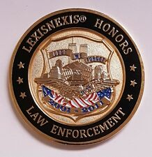 LexisNexis Honors 2001-2011 9-11 Lest We Forget Law Enforcement With Accurint