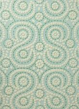 Anthropologie Swirling Fiore Rug Tufted Wool 2'x 3' Retails $198.00 Mint Green