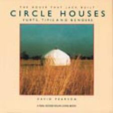 Circle Houses: Yurts, Tipis and Benders (House That Jack Built)-ExLibrary