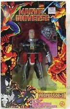 "MIB Professor X 10"" Toy Biz Deluxe Edition Action Figure vintage XMEN RETRO"
