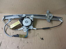 INFINITI G20 G 20 93-95 1993-1995 POWER WINDOW MOTOR & REGULATOR FRONT PASSENGER