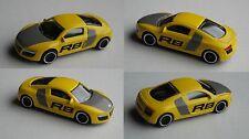 Majorette Limited Edition - Audi R8 gelb