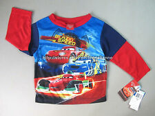 64% OFF! AUTH DISNEY PIXAR CARS BOY'S GRAPHIC TEE SZ 2T / 1-2 YEARS BNWT $14.99