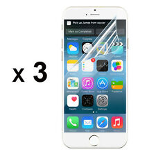 """3 Pcs LCD Clear Front Screen Protector Film Guard Skin Cover for iPhone 6 4.7"""""""