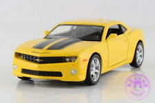 1:36 Chevrolet Camaro Bumblebee Alloy Diecast Car Model Toys Vehicle Yellow 2092