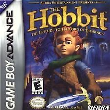 The Hobbit, New Game Boy Advance, Pc Video Games