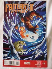FANTASTIC FOUR ISSUE # 011.  OCTOBER 2013.  MARVEL NOW. FIRST PRINT. MINT