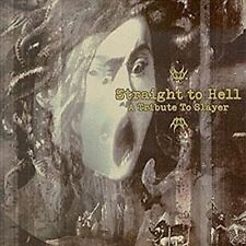 Various Artists : Straight to Hell - Slayer Tribute CD (2001)