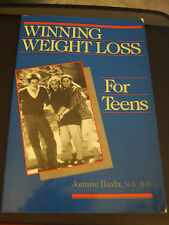Winning Weight Loss for Teens by Joanne Ikeda (1987, Paperback)