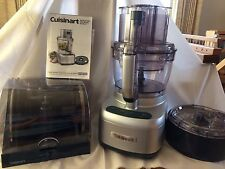 Food Processor and Dicing Kit Cuisinart FP-13DGM Elemental 13 Cup Silver
