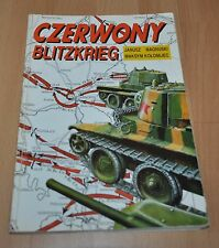 Red blitzkrieg Book Army Pelta Polish Tank The Soviet-German campaign