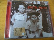 ELVIS COSTELLO  BRUTAL YOUTH DCD SIGILLATO VERSIONE +  BONUS DISC RARE