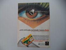 advertising Pubblicità 1967 BRODO ROYCO