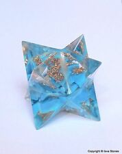 Reiki energycharged turquoise merkaba star puissante source d'énergie uk