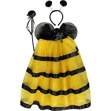 BNWT Bumble Bee Cute Fancy Dress Costume AGED 1-2 years