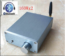 Finished BL20A TDA7498E Power amplifier Bluetooth 160W+160W L163-82