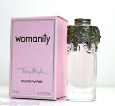 Thierry Mugler Womanity 5 ml EDP Miniatur Neu OVP