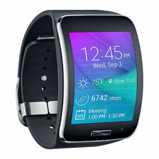Samsung Galaxy Gear S SM-R750 Charcoal Black Smartwatch for T-Mobile