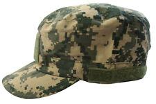 Casquette Patrol Cadet Jailhouse cap réglable velcro pour patch camo ACU