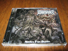 "PURTENANCE ""Awaken From Slumber"" CD demilich demigod convulse"