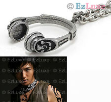 Korean Tohoshinki DBSK Super Junior Headphone Necklace