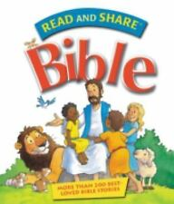 Read and Share Bible: Over 200 Best Loved Bible Stories (Read and Share (Tommy N
