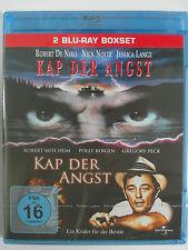 Kap der Angst Sammlung - 2 Filme - 1961 + 1991 - Robert de Niro, Robert Mitchum