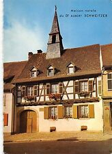 BR50317 Kaysersberg maison natale et musee du dr albert schweitzer      France