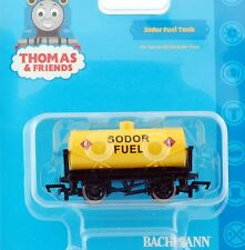 Bachmann HO Scale Train Thomas & Friends Rolling Stock Sodor Fuel Tank 77039