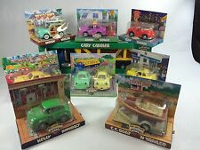 Chevron Cars New In Box, Lot of 9