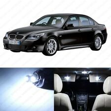 17 x White LED Interior Light Package For 2004 -2010 BMW 5 Series M5 E60 E61