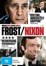 FROST/NIXON Michael Sheen DVD R4 New / Sealed
