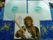 JIMI HENDRIX EXPERIENCE ♫ RADIO ONE US PRESS ♫ RARE COLOURED WAX #11A