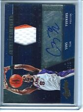 12-13 ABSOLUTE FREQUENT FLYER MATERIALS AUTOGRAPH PRIME CAVS CHANNING FRYE 02/25