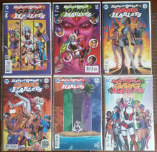 DC COMICS: HARLEY QUINN AND HER GANG OF HARLEYS COMPLETE SET 1-6 NM