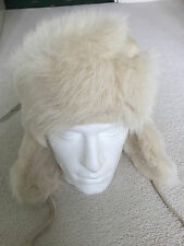 Paul Smith - Pelle di pecora Toscan Hunter Cappello - RARE - Taglia M