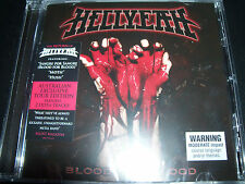 Hellyeah Blood For Blood Australian Tour Edition CD With Bonus Tracks - New