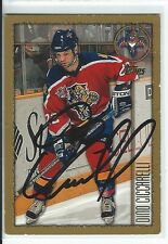 Dino Ciccarelli Signed 1998/99 Topps Card #119
